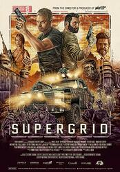 SuperGrid - Road to Death Poster
