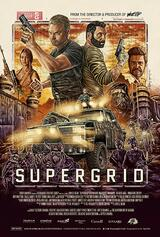 SuperGrid - Road to Death - Poster