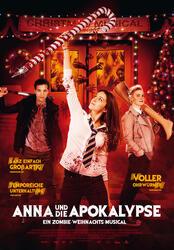 Anna und die Apokalypse Poster