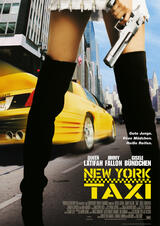 New York Taxi - Poster