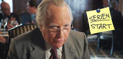 Richard Dreyfuss als Bernie Madoff