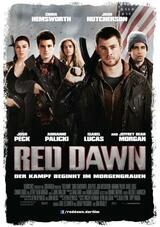 Red Dawn - Poster