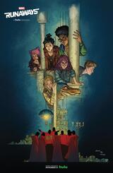 Marvel's Runaways - Staffel 1 - Poster