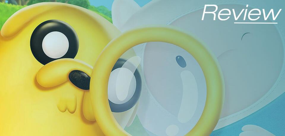 Adventure Time: Finn und Jake auf Spurensuche