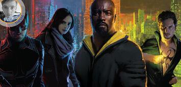 Bild zu:  Marvel's The Defenders