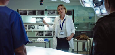 Radha Mitchell in Sacrifice