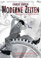 Moderne Zeiten - Poster