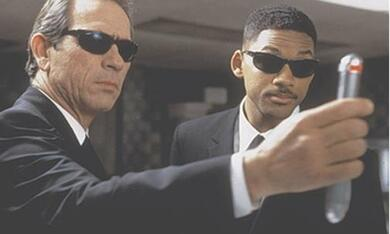 Men in Black mit Will Smith und Tommy Lee Jones - Bild 12