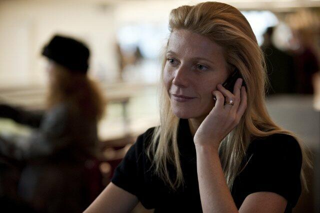 Contagion mit Gwyneth Paltrow