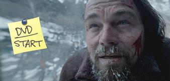 Ab heute auf DVD und Blu-ray: Leonardo DiCaprio in The Revenant - Der Rückkehrer