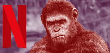 Bild zu:  Planet der Affen: Prevolution