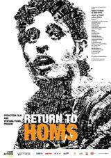 Homs - Ein zerstörter Traum - Poster