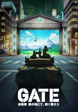 Gate - Poster