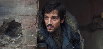 Cassian Andor in Rogue One