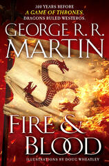 Fire & Blood (Cover)