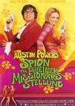 Austin powers spion in geheimer missionarsstellung poster