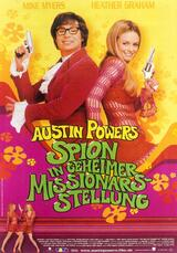 Austin Powers - Spion in geheimer Missionarsstellung - Poster