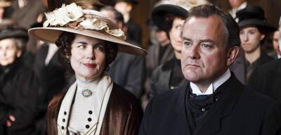 Downton Abbey, hier mit einem Bild aus einer älteren Staffel