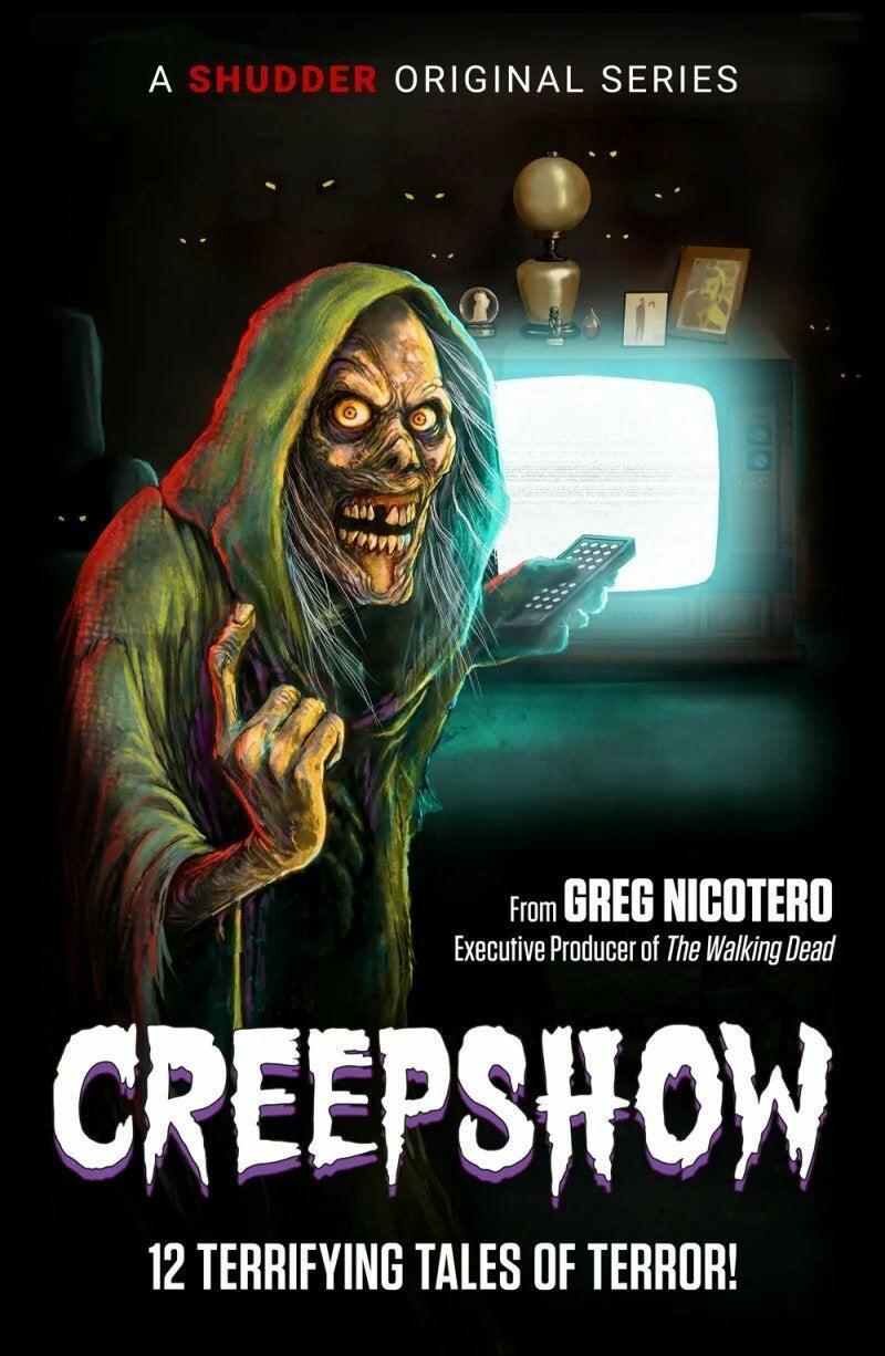 Creepshow - Staffel 1