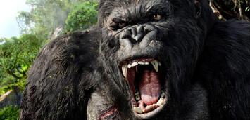 Bild zu:  King Kong von Peter Jackson