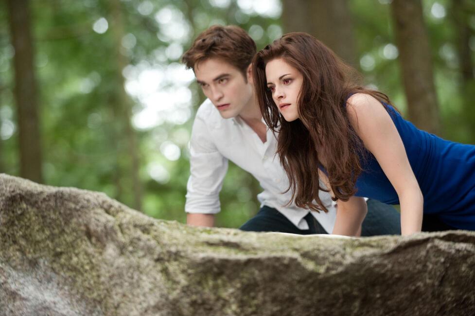 Twilight 4 Breaking Dawn Biss Zum Ende Der Nacht Teil 2 Bild