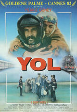 Yol - Der Weg - Poster