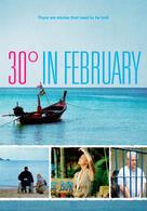 30 Grad im Februar