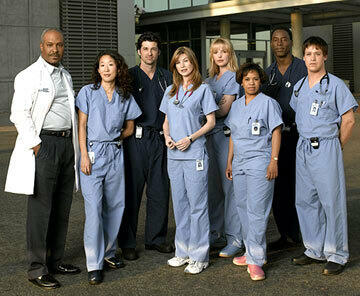 Greys Anatomy Staffel 1