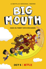 Big Mouth - Staffel 2 - Poster