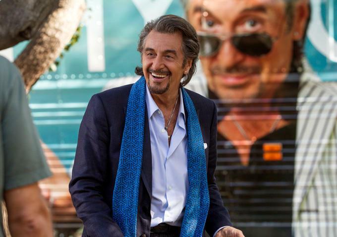 Mr. Collins' zweiter Frühling mit Al Pacino
