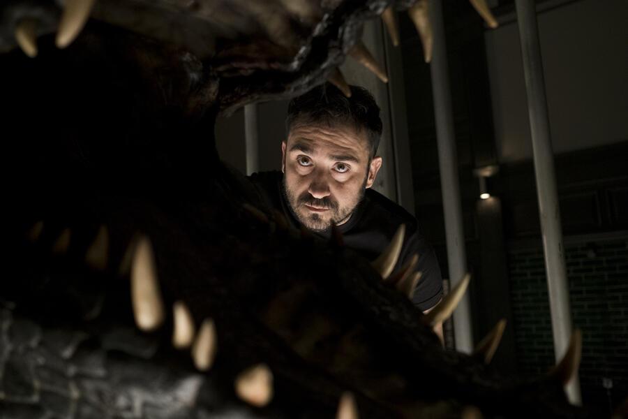 Jurassic World: Das gefallene Königreich mit J.A. Bayona