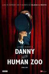 Danny and the Human Zoo - Poster