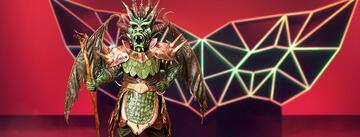 The Masked Singer: Der Drache will dem Faultier die Hölle heiß machen