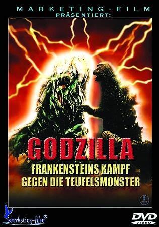 Godzilla - Frankensteins Kampf gegen die Teufelsmonster
