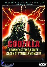 Godzilla - Frankensteins Kampf gegen die Teufelsmonster - Poster