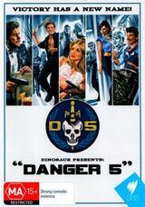Danger 5 - Poster