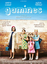 Gamines - Poster