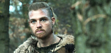 Barbaren: David Schütter als Folkwin Wolfspeer