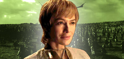 Cersei Lannister aus Game of Thrones