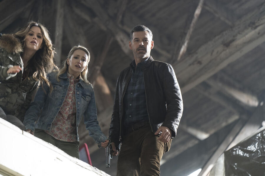 Take Two, Take Two - Staffel 1 mit Rachel Bilson, Eddie Cibrian und Emily Tennant