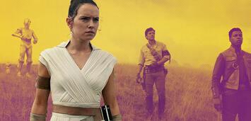 Bild zu:  Star Wars: Der Aufstieg Skywalkers