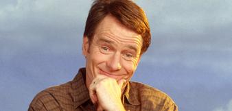 Bryan Cranston als Hal in Malcolm mittendrin