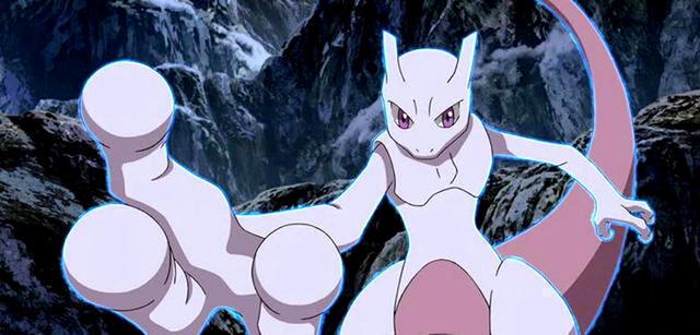 Mewtu in Pokémon - Der Film: Genesect und die wiedererwachte Legende