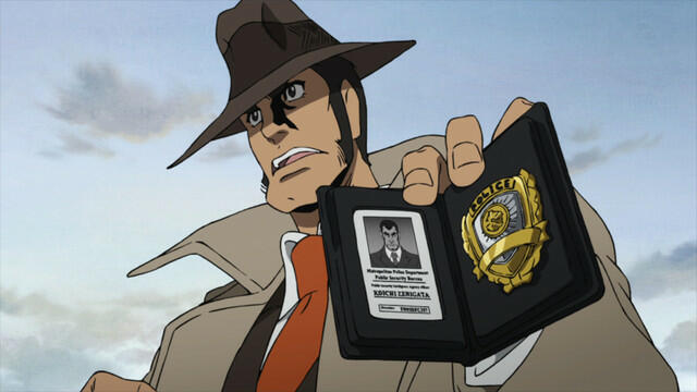 Lupin the Third: Goemon Ishikawa, der es Blut regnen lässt