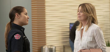 Grey's Anatomy & Seattle Firefighters: Treffen zweier Hauptfiguren