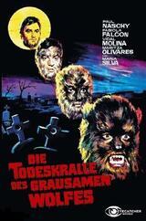 Die Todeskralle des grausamen Wolfes - Poster