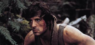 Rambo ohne diesen stoischen Blick?