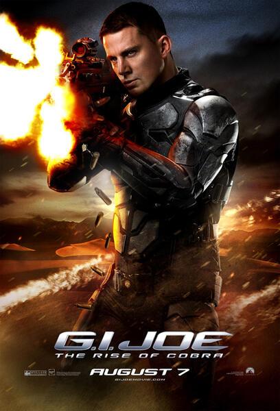 G.I. Joe - Geheimauftrag Cobra mit Channing Tatum