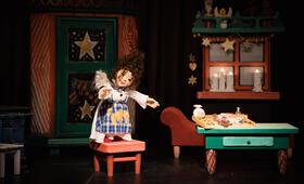 Augsburger Puppenkiste: Als der Weihnachtsmann vom Himmel fiel - Bild 11