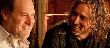 Jon Turteltaub und Nicolas Cage
